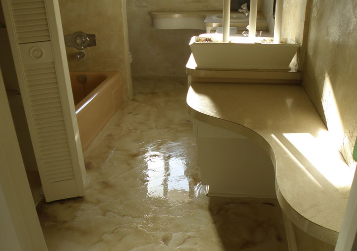 art in use custom concrete and epoxy finishes in gta